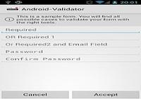 Form Validator Sample
