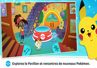 Pavillon Pokémon iOS