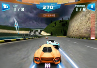 Course Rapide 3D - Fast Racing