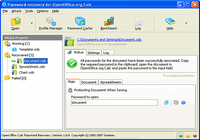 OpenOffice Calc Password Recovery