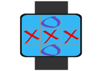 Morpion - Android Wear
