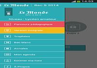 Bac S 2014 - Le Monde