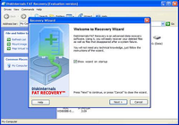 DiskInternals FAT Recovery