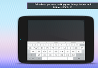 Ai.type OS 7 Keyboard Theme