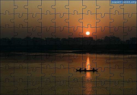 Puzzle Coucher de Soleil 2