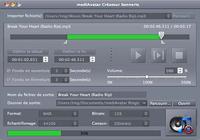 mediAvatar Créateur de Sonnerie pour Mac