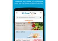 Amazon Prime Now iOS