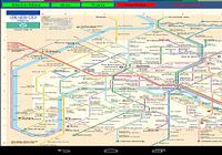 Train Paris Metro Bus