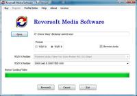 ReverseIt Media Software