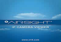 IP Camera Viewer X10 AirSight