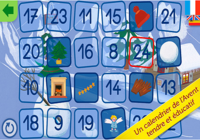 Le calendrier de l'Avent de Petit Ours Brun Android