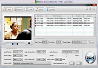 WinX Free MPEG to WMV Converter