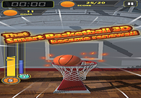 Smart Basketball -3D Basket-