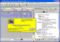 Simple Library Organizer Pro