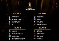 Copa Libertadores 2019 - Grupos