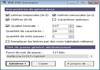 INB PW Generator