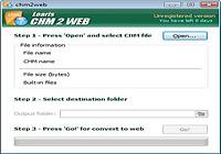Loaris chm2web