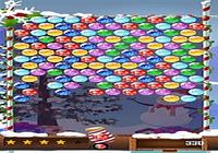 Bubble Shooter: Christmas day
