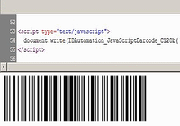AJAX and JavaScript Barcode Generator