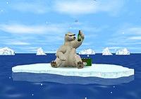 3D Arctic Bear Advanced