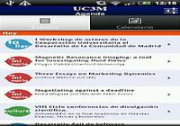 UC3M Agenda