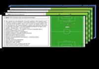 Voetbal oefenstof