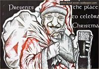 Fonds d'Ecrans Noël 1024