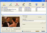 AimOne Audio/Video to MP3/WAV Converter