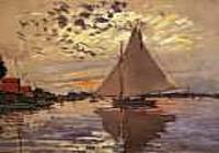 Claude Monet Art