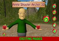 Apple Shooter 3d archer