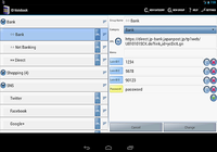 Password Manager ID cahier