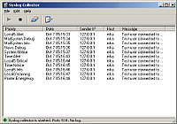 SysRose Syslog Desktop