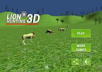 Leijona metsästys 3D
