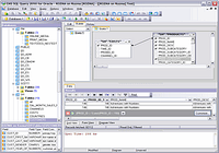 EMS SQL Query for Oracle
