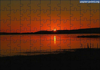 Puzzle Coucher de Soleil 4