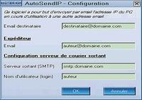 AutoSendIP