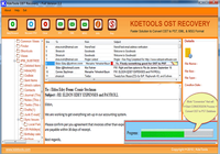 Microsoft OST to PST Converter FREE Software