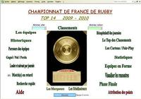 TOP 14  2009-2010