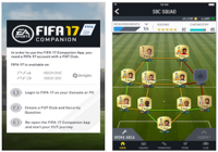 FIFA 17 Companion iOS