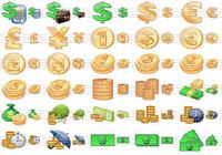 Accounting Development Icons