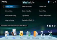 Cyberlink Media Suite 10