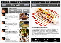 Food Reporter Android