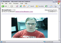 BroadCam Streaming Video Server
