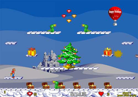 Foxy Jumper 2: Winter Adventures