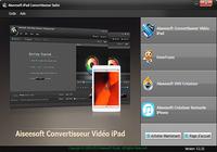 Aiseesoft iPad Convertisseur Suite