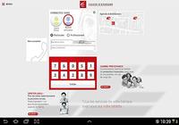 Banque pour tablettes Android