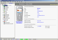 Oxygen Phone Manager II