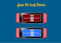Gear Fit Lock Device