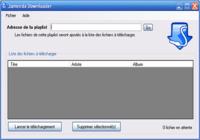 Jamendo Downloader
