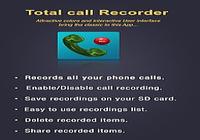 Total Recorder d'appel